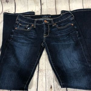 Lucky Brand Charlie Baby Bootcut Jeans 00/24